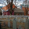 Salem Witch Trial Museum Cemetary
