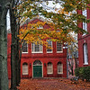 Salem, MA Old Town Hall in Fall. Teresa Nevic Stavner photo
