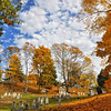 Salem, MA Graveyard Fall Foliage. Teresa Nevic Stavner photo