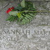 Salem MA Witch Trials Memorial. Ann Smiley