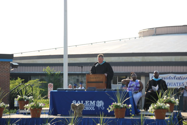 Salem High School 2017 Graduation