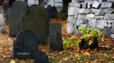 Old Burying Point Cemetery, Salem