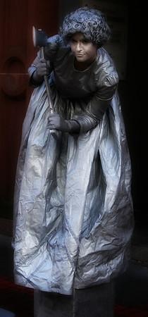 Salem Lizzie Borden Statue