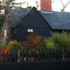 Sunset at the House of the Seven Gables
