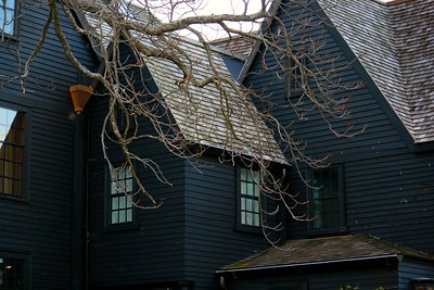 House of the Seven Gables with Orb