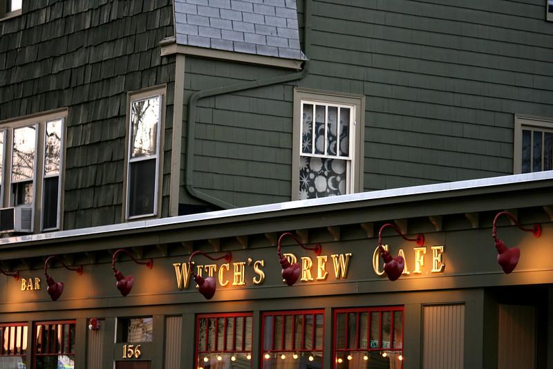 Witch's Brew Cafe, Salem