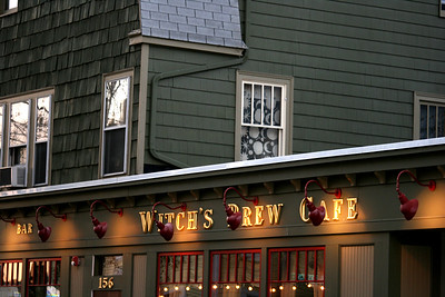 Witch's Brew Cafe, Salem