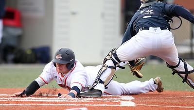Salem State University Baseball 2015