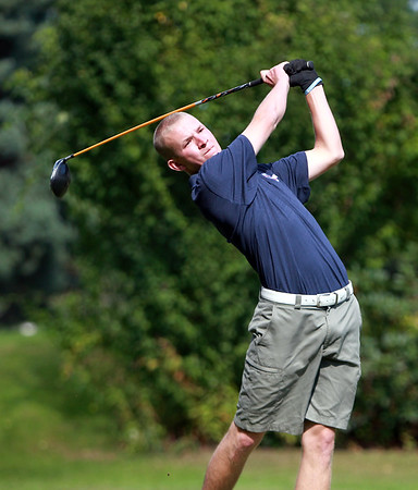 Salem State University Golf 2014
