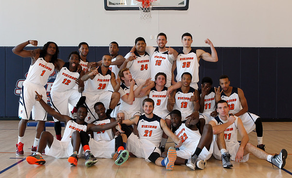 Salem State Men's Basketball 2014-2015