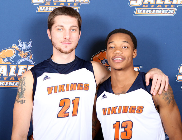 Junior Guard Conor Sowersby #21, Junior Guard Anthony Hodges #13