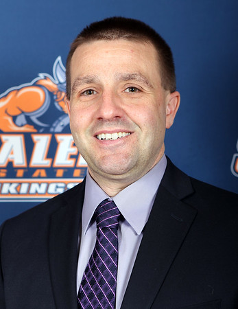 Salem State Men's Basketball Head Coach Chris Harvey