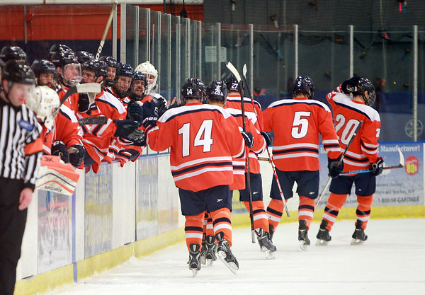 Salem State University Men's Ice Hockey 2014-2015