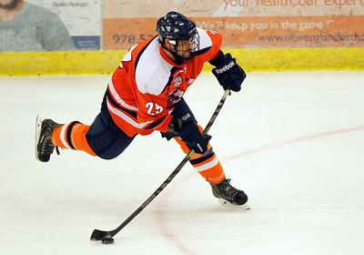 Salem State University Men's Hockey 2014-2015