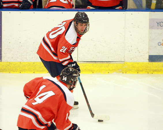 Sophomore Forward John Needham #20