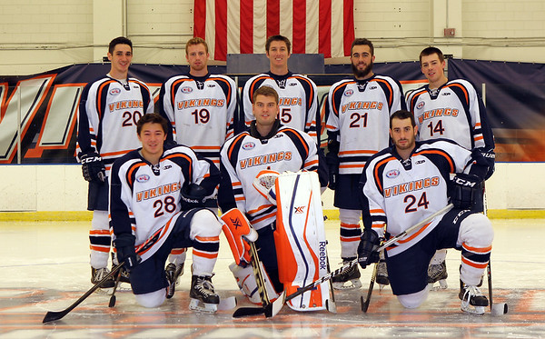 Salem State Men's Hockey 2014-2015