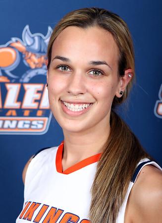 Salem State University Women's Basketball 2014-2015