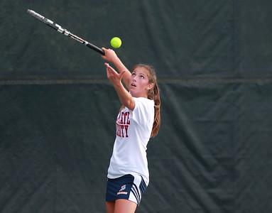 Salem State University Women's Tennis 2014