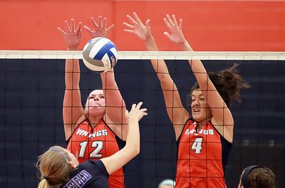 Salem State University Women's Volleyball 2014