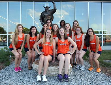 Salem State University Women's Cross Country 2014