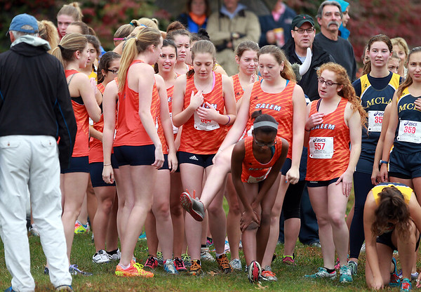 Salem State University Women's Cross Country 2014