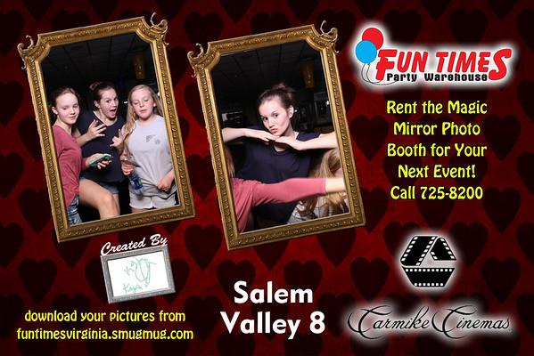 Salem Valley 8 May 2016