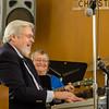 Ron Dukenski Sings Along with the Choir