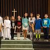 Salem Sunday School Children Sing