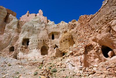Shangshung Kingdom caves