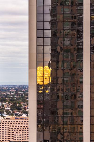 Building Sunset
