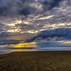 Damon Point Sunset