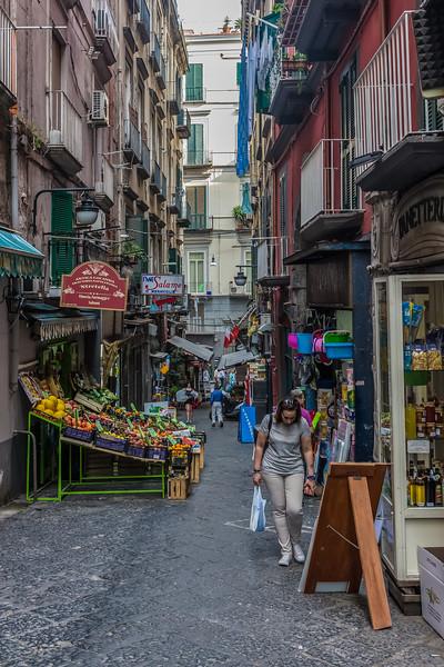 Naples Street Shopping