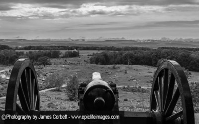 Holding Little Round Top