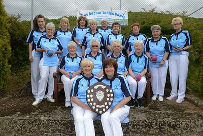 LAdies bowls club win leage