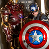 America, Amor, Avengers, Black, Blue, Body Amour, Boots, Captain America, Cartoons, Comics, Cosplay, Cosplayer, Films, Iron Man, Leather, Male, Man, Marvel, Marvel Comics, Mask, Movies, Red, Salford Comic Con 2017, Shield, Silver, Star, Stripes, Suit, The Avenges, Tony Stark, White