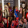 Salford Comic Con 2017, Cosplay, Male, Female, Man, Women, Marvel, Deapool, Captain America, Spider-Man, Ms Marvel, Marvel, Marvel Comics, Films, Movies, Comics, Video Games, Cartoon, Leotard, Body Amour, Mask, Gloves, Boots, Guns, Swords, Katana's, Shield, Black, Red, Blue, White, Gold, Wig, Blonde