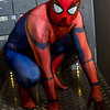 Avengers, Black, Blue, Body Amour, Boots, Comics, Cosplay, Cosplayer, Films, Gloves, Hero, Marvel, Marvel Comics, Mask, Movies, Peter Parker, Red, Salford Comic Con 2017, Spider-Man, Video Games, Webs, White