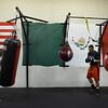 Salinas boxers Ruben Villa, Rudy Puga Jr.