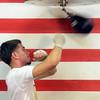 Salinas boxer Ruben Villa,