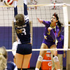 Salinas vs. Notre Dame, Girls Volleyball