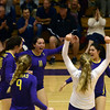 Salinas vs MVC girls volleyball