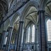 Interior image of Salisbury Cathedral in Wiltshire