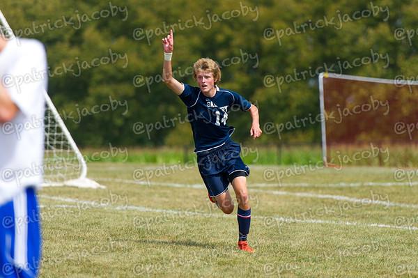 Boys Soccer vs. Southern Lehigh 9/6