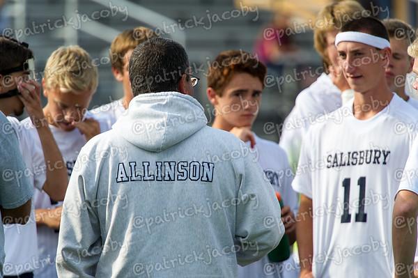 Boys Soccer vs. Wilson 9/18