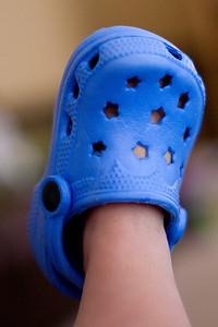 Julia's new sandal