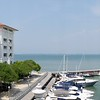 View from our patio at Straits Quay