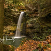 Autumn at Flat Lick Falls 2