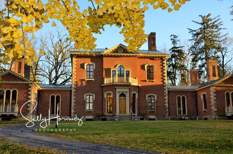 Fall at Ashland, the Henry Clay estate