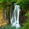 Mill Springs Mill waterfall 1