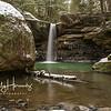 Flat Lick Falls, Winter 4